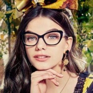 Cat eye Dolce & Gabbana Glasses