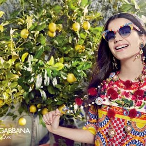 Colourful Dolce & Gabbana Glasses