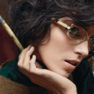 Women's Fendi Glasses campaign