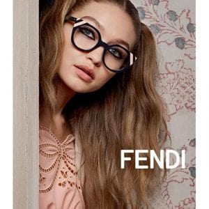Womens' Fendi Glasses campaign