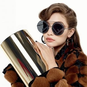 Oversized Fendi Glasses