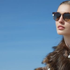 Fendi Glasses campaign
