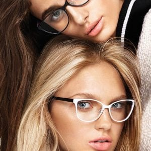 Juicy Couture Glasses campaign in la