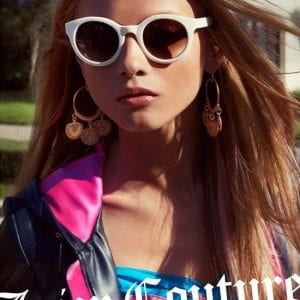 Juicy Couture Glasses school girl