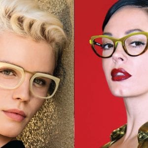 L.A. Eyeworks Glasses women's frames