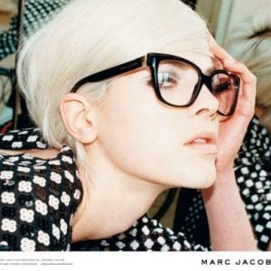 Marc Jacobs Glasses womens campaign