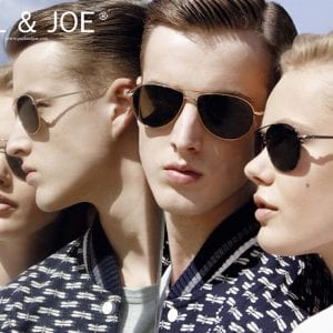 Paul and joe glasses campaign