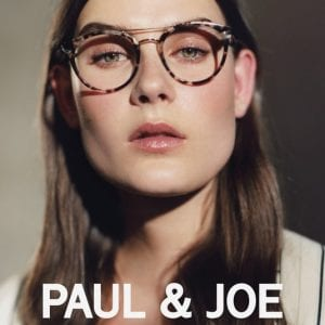 New Paul and joe glasses