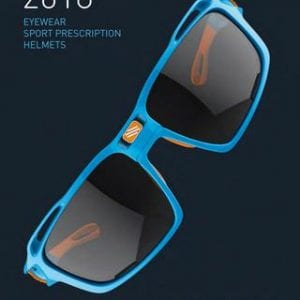 Blue Rudy Project glasses