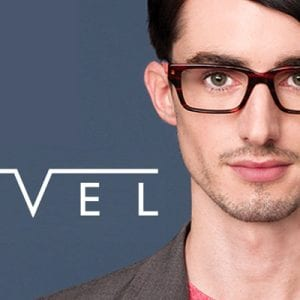Tortoise shell Bevel Glasses