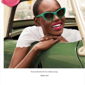 Kate Spade Glasses forest green