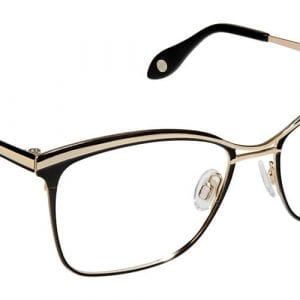 Gold plated fysh glasses