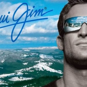 man in maui jim glasses
