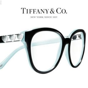 Tiffany and co glasses campaign