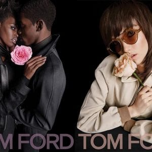 couples campaign for tom ford glasses