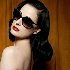 Dita Glasses campaign