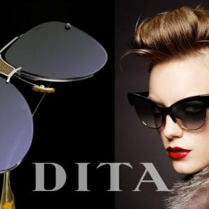 Cat eye Dita Glasses