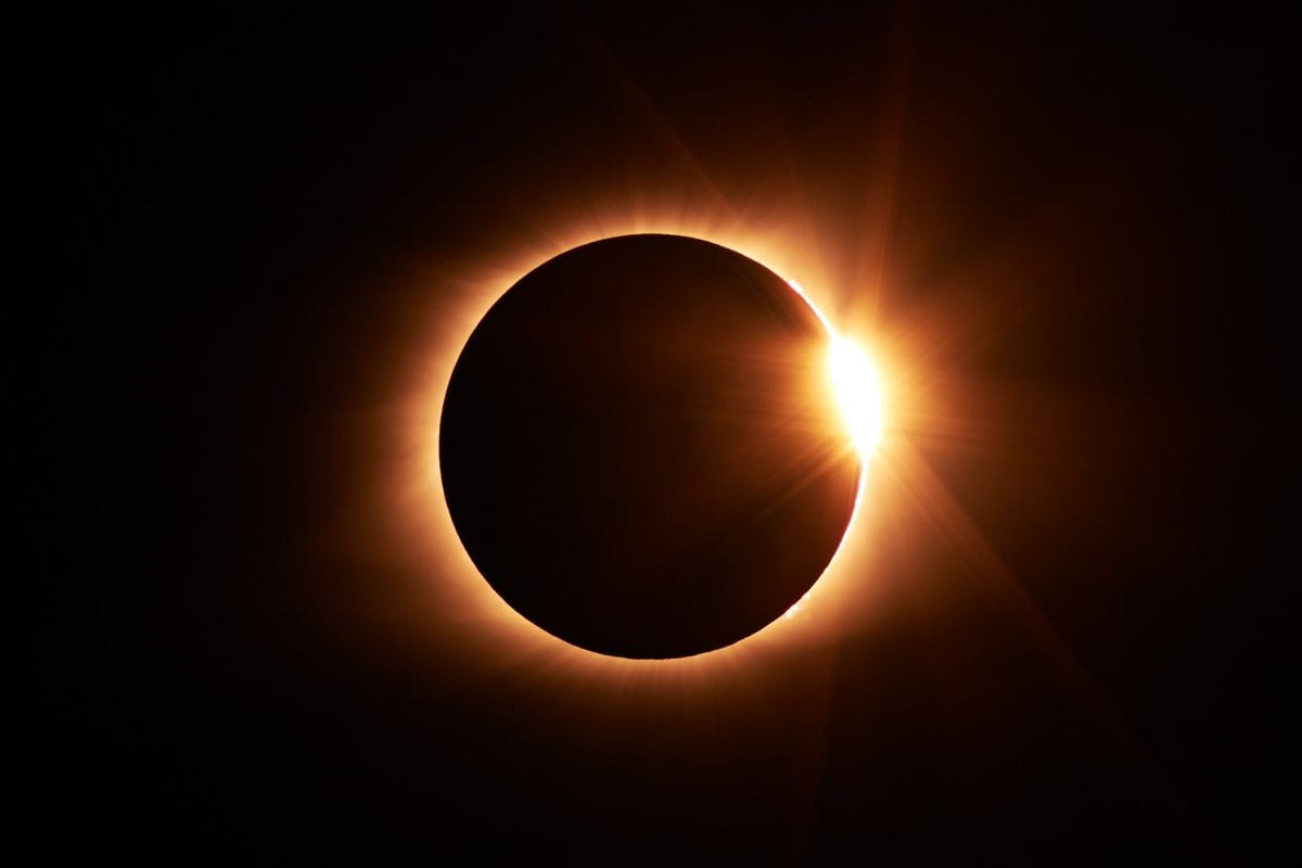 Eyecare and the solar exclipse