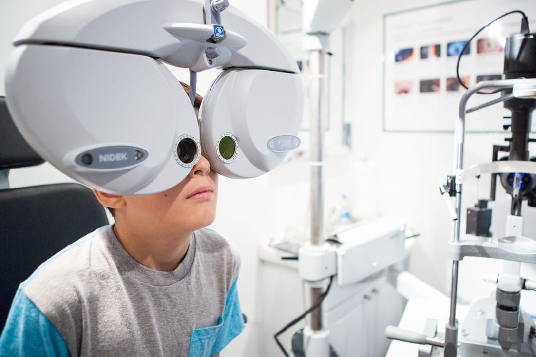 Kids Eye Exams Edmonton