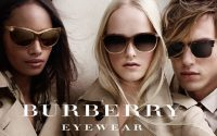 Young group wearing burberry glasses