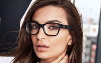 dkny glasses Campaign